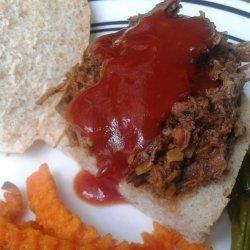BBQ Beef Sandwiches - Crock Pot