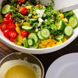 Moroccan Salad Dressing