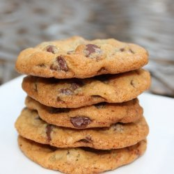 Hunka Chocolate Cookies