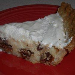 Sour Cream Pie recipe