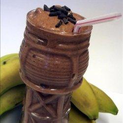 Chocolate-Banana Shake