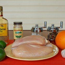 Barefoot Contessa's Tequila Lime Chicken