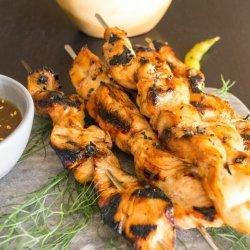 Ginger Teriyaki Chicken