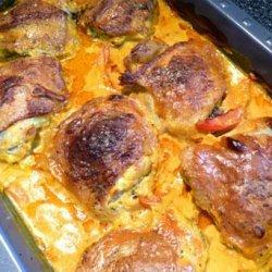 Southern-Style Braised Thai Chicken