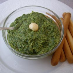 Bush Pesto recipe