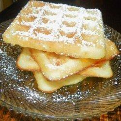 Cream Waffles