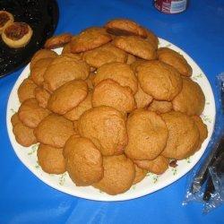 Grandma's Brown Sugar Cookies