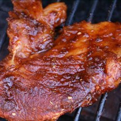 Sweet 'n Spicy Grilled Chicken Breasts recipe