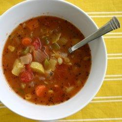 Big Batch Vegetable Soup