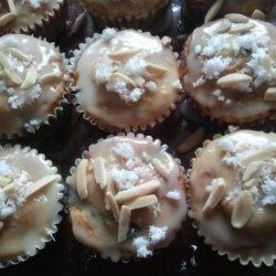 Mango Blueberry Muffins recipe