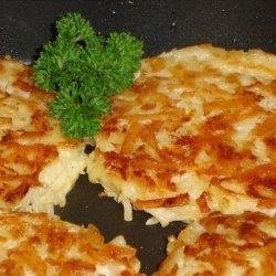 Great No-Grate Potato Pancakes