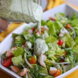 Creamy Cilantro Salad Dressing