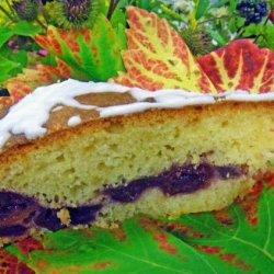 Blitz Cherry Cake (Jewish)