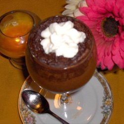 No Sugar, No Fat Chocolate Mousse, 100 Calories Per Serving