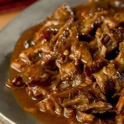 North Carolina-Style Pulled Pork recipe