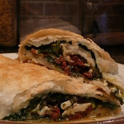Mediterranean Puff Pastry Chicken recipe