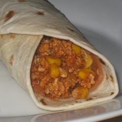 Gary's Turkey Burritos