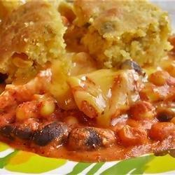 Pantry Raid  Chicken Enchilada Casserole