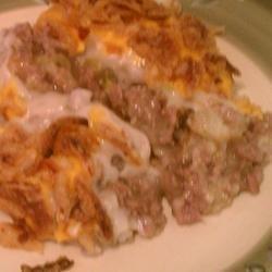 Tater Tot Hot Dish II