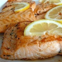 Super Simple Salmon recipe