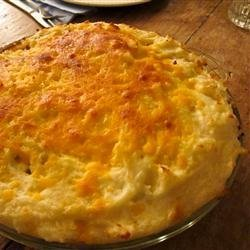 Traditional Style Vegan Shepherd's Pie recipe