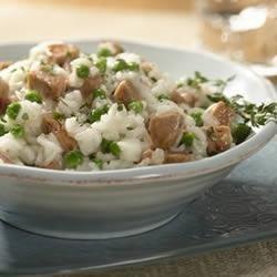 Italian Chicken Sausage Risotto