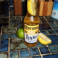 Beer   a Summer Refreshing Tex Mex  Drink