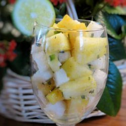 Jicama & Pineapple Snack (Ww Core)