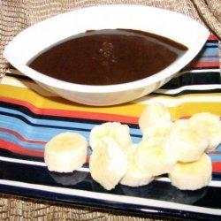 Chocolatier Dark Chocolate Orange Fondue