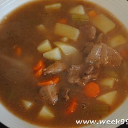 Beef Stew - Canning