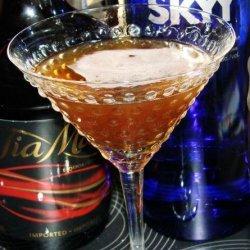 Kahlua Martini (Aka Black Russian)