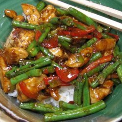 Singapore Black Pepper Chicken