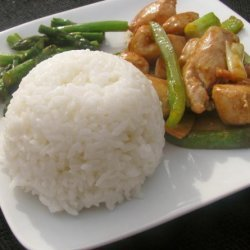 Thai Sticky or Glutinous Rice (Cook With Microwave)