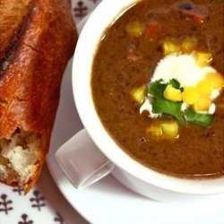 Bean, Fennel and Sausage Soup