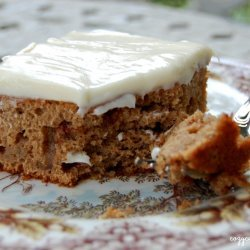 Applesauce-Spice Cake