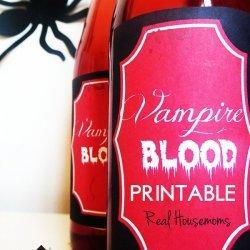 Vampire Blood Drink