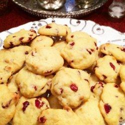 Cranberry Lemon Cookies