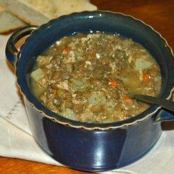 Potato Lentil Stew