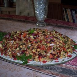 9 Bean Salad