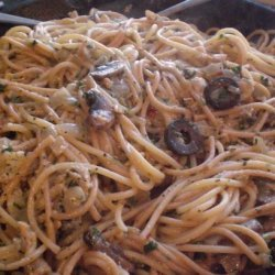 John Hinterberger's Clam Spaghetti