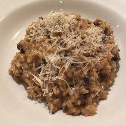 Flavorful Mushroom Risotto