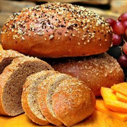Whole-Wheat Bread Hayes