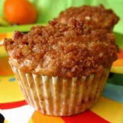 Tutti-Frutti Muffins