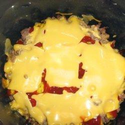 Crock-Pot Cheeseburger Supper (So Easy) recipe
