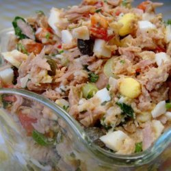 Completely Different Tuna & Egg Salad (No Mayo)