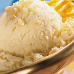 Peach & Cream Dessert