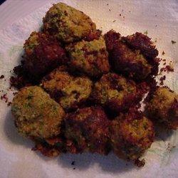 Falafel-Fried
