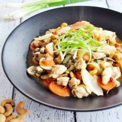 Thai Cashew Nut Chicken
