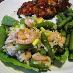 Texas Shrimp and Rice Salad