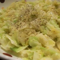 Cheesy Cabbage recipe